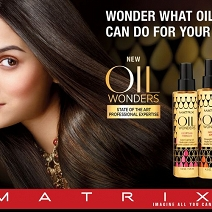 Matrix Oil Wonders