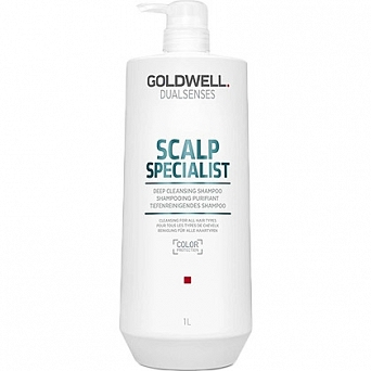 GOLDWELL  SCALP REG. DEEP CLEANSING-SZAMPON 1000ml