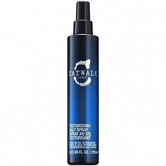 TIGI CATWALK SESSION SERIES SALT SPRAY 270ml  SPRAY DO MODELOWANIA WŁOSÓW Z SOLĄ MORSKĄ