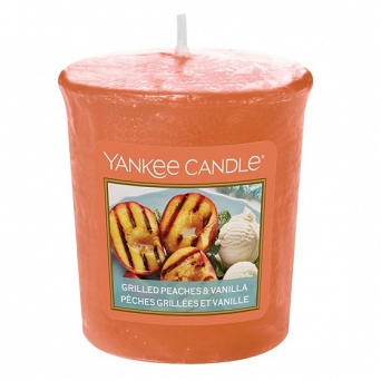 Yankee Candle Samplers Grilled Peaches & Vanilla 49g