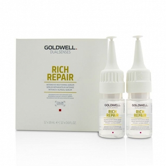 Goldwell Rich Repair Serum Ampułki 12x18ml