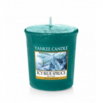 Yankee Candle Sampler  Icy Blue Spruce 49g