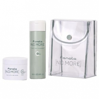 Fanola No More Travel Size Szampon 100ml+Maska 50ml