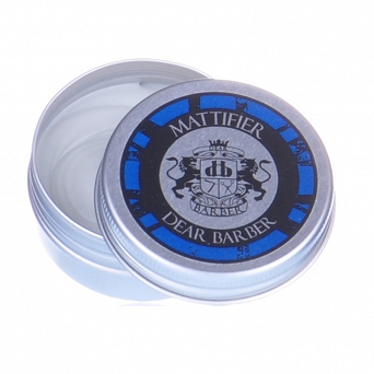 Dear Barber Travel Tin Mattifier Hair Pasta 20ml