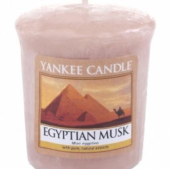 Yankee Candle Samplers Egyptian Musk 49g