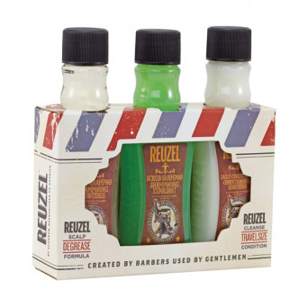 Reuzel Degrease Trio Kit (3x100ml)