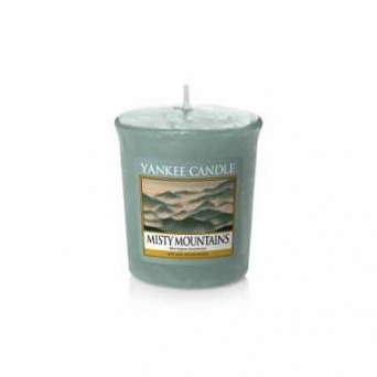 Yankee Candle Samplers Misty Mountains 49g