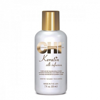 FAROUK CHI KERATIN SILK INFUSION 59ml JEDWAB DO WŁOSÓW