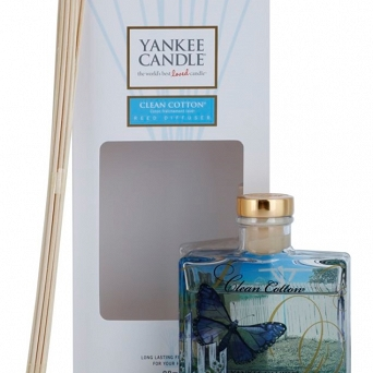Yankee Candle Signature Reed Clean Cotton