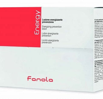 Fanola Energy Lotion 12x10 ml