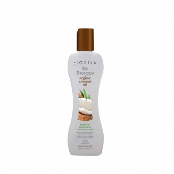 Biosilk Silk Therapy Coconut Leave-In 167ml