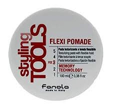 Fanola Flexi Pomade-Texturizing Paste With Flexible Hold 100ml