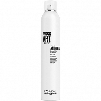 Loreal Fix Anti-Frizz Pure 400ml
