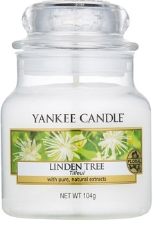 Yankee Candle  Small Jar Linden Tree 104g