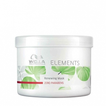 Wella Elements Maska 500ml