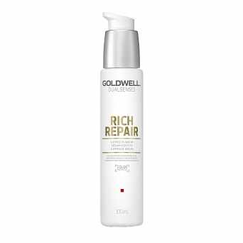 GOLDWELL DLS RICH REPAIR 6 EFFECTS SERUM 100ml