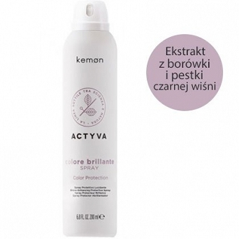 Kemon Actyva Colore Brillante Spray SN 200ml