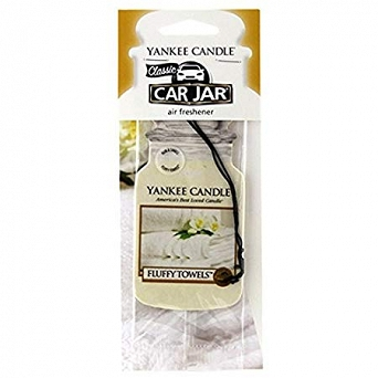 Yankee Candle Car  Single Fluffy Towels