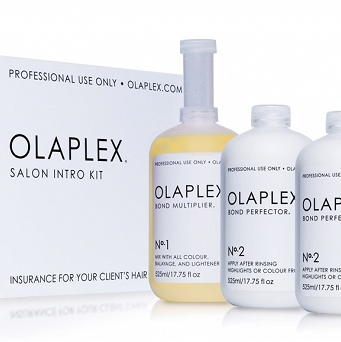 OLAPLEX SALON INTRO KIT 1N-1x525ml+2x2N-2x 525ml  ORYGINALNY