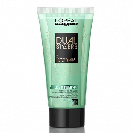 LOREAL DUAL STYLERS LISS&PUMP UP 150ml