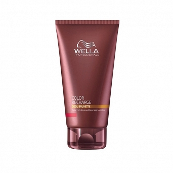 WELLA COLOR RICHARGE ODŻYWKA ZIMNY BRĄZ 200ml