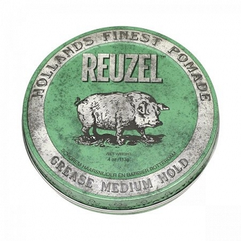 Reuzel Green Grease Medium Hold Pomade 113g