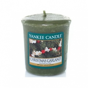 Yankee Candle Samplers Christmas Garland 49g