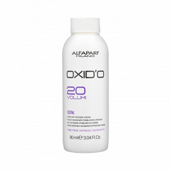 Alfaparf Oxi'O H202 Free From 20Vol 90ml 6%