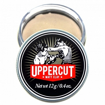 Uppercut Deluxe Matt Clay Hair Wax 12g