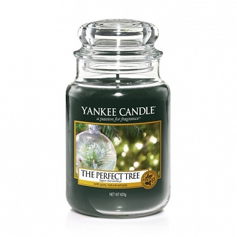 Yankee Candle  The Perfect Tree Słoik Duzy 623g