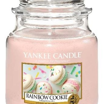 Yankee Candle Small Jar Rainbow Cookie 104g