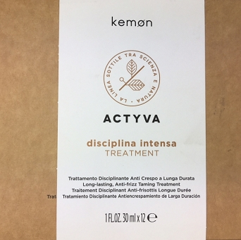 Kemon Actyva Disciplina Int Treatment SN 12x30ml