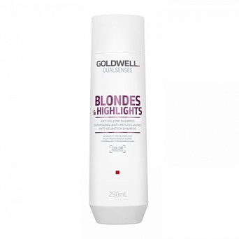 GOLDWELL  BLONDES&HIGHLIGHTS SZAMPON 250ml