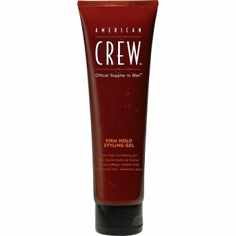 American Crew Styling Gel 250ml Firm Hold