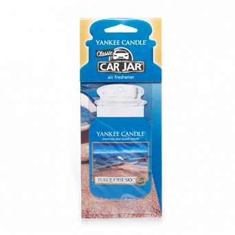 Yankee Candle Car Single Turquoise Sky