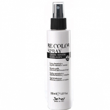 FAROUK BE COLOR MLECZKO Z KERATYNĄ 150ml