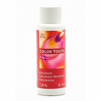 Wella Color Touch 1,9 % Emulsja 60ml Mała butelka