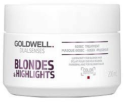 GOLDWELL  BLONDES&HIGHLIGHTS 60SEC  200ml