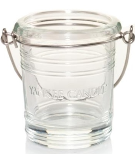 Yankee Candle Bucket Votive Holdwer Clear