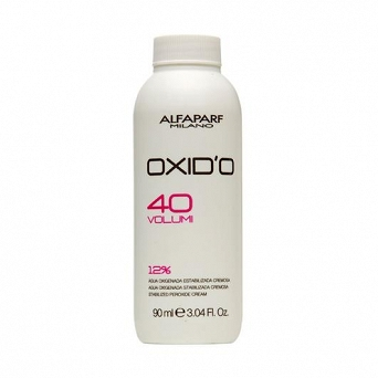 Alfaparf Oxi'O H202 Free From 40Vol 90ml 12%