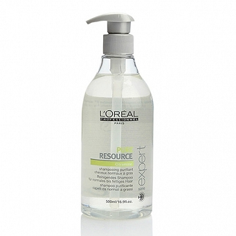 LOREAL PURE RESOURCE SZAMPON 500ml