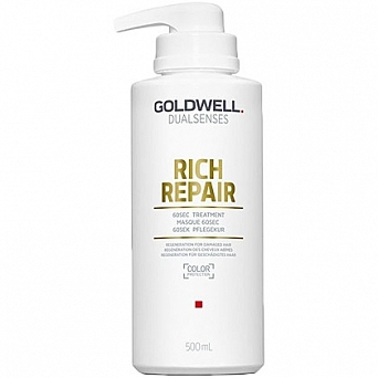 Goldwell Dls Rich Repair 60sec Treatment 500ml