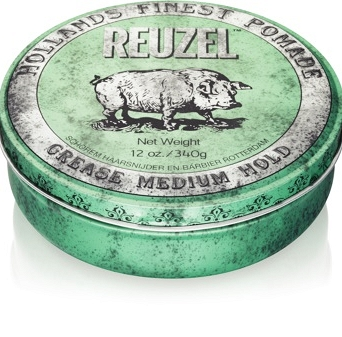 Reuzel Green Grease Medium Hold Pomade 340g