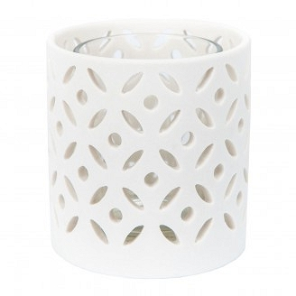 Yankee Candle Ceramic Circle Votive Holder
