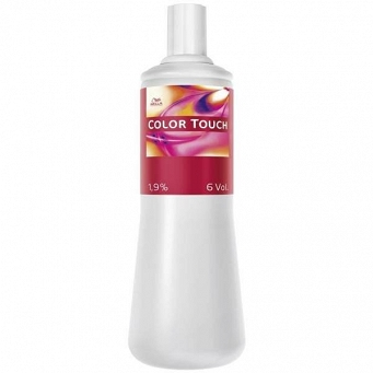 WELLA COLOR TOUCH 1,9% EMULSJA UTLENIAJĄCA  1000ml