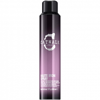 Tigi Catwalk Haute Iron Spray 200ml - Lekki spray termoochronny