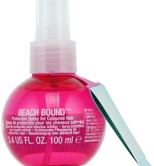 TIGI Bed Head Beach Bound spray ochronny do włosów farbowanych 100 ml